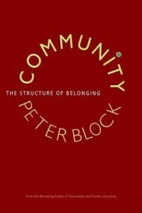 Community Peter Block